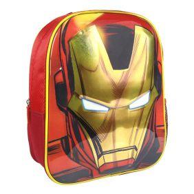 Mochila Infantil 3D Avengers Hulk 25cm.jpg