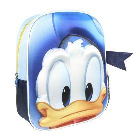 Mochila Infantil 3D Clasicos Disney Donald 25cm.jpg