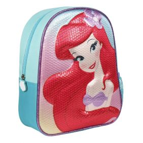 Mochila Infantil 3D Princess 25cm.jpg