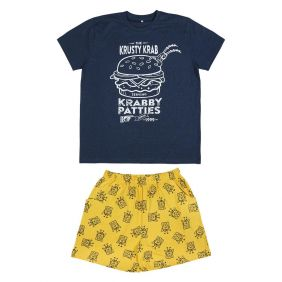 Pijama Corto Single Jersey Bob Esponja.jpg
