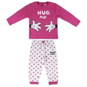 Pijama largo moda Minnie bebe.jpg