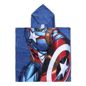 Poncho Algodon Avengers Capitan America.jpg