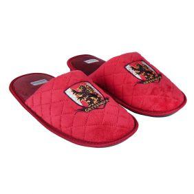 Zapatillas De Casa Abierta Premium Harry Potter Gryffindor Adulto.jpg