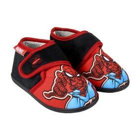 Zapatillas De Casa Media Bota Spiderman.jpg