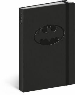 Libreta Batman – Logo, lined, 11 × 16 cm