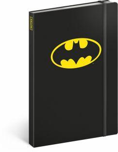Libreta Batman – Logo, lined, 13 × 21 cm