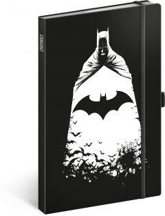 Libreta Batman, lined, 13 × 21 cm
