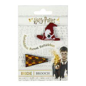 Broche Harry Potter Gryffindor