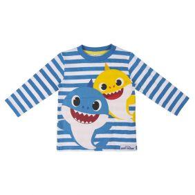 Camiseta Bebe larga Single Jersey Baby Shark