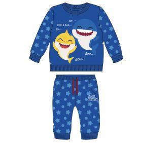 Chandal Bebe Cotton Brushed Baby Shark