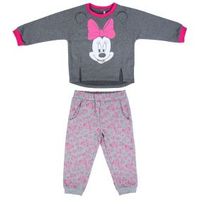 Chandal Bebe Cotton Brushed Minnie