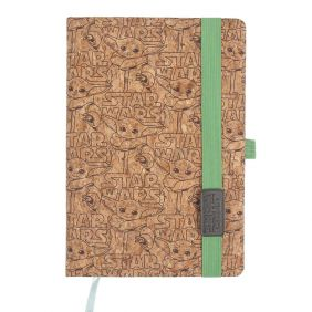 Cuaderno De Notas Corcho The Mandalorian The Child