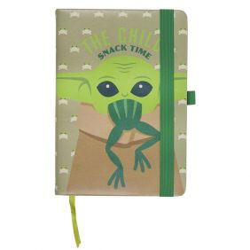 Cuaderno De Notas Polipiel The Mandalorian The Child