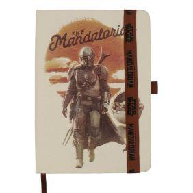 Cuaderno De Notas The Mandalorian
