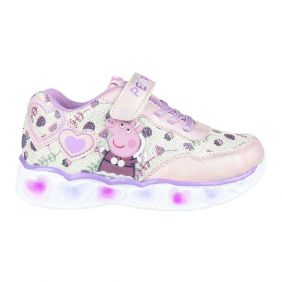 Deportiva Luces Peppa Pig