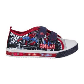 "alt=""Zapatillas-Deportivas-con luces-spiderman+tinoytina+2300002444"""