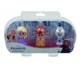 Frozen 2 - Whisper&Glow Blister 3 Figuras