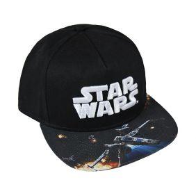 Gorra Tipo New Era Bordada Star Wars