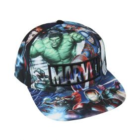 Gorra Tipo New Era Heroes de Marvel