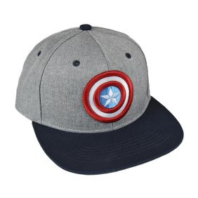 alt: Gorra Tipo New Era Capitan América 2200002259