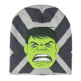 Gorro Con Aplicaciones Avengers Hulk