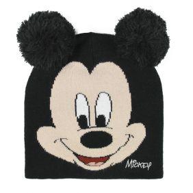 Gorro Con Aplicaciones Mickey