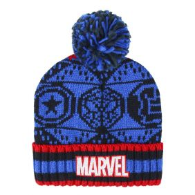 Gorro Jacquard Marvel