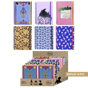 Libretas Adulto Disney