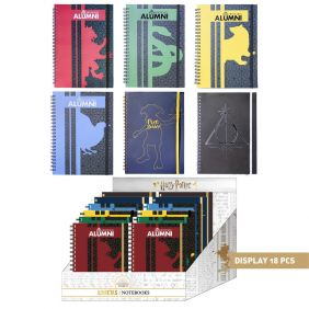Libretas Adulto Harry Potter