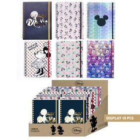 Libretas Adulto Mickey