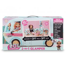 Lol Surprise - Glamper Van