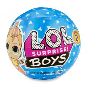 LOL SURPRISE BOYS SERIE 2