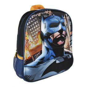lt: Mochila 3D Escolar 31 cm Batman Figura 2100001972