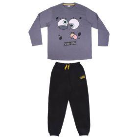 Pijama Adulto largo Interlock Bob Esponja