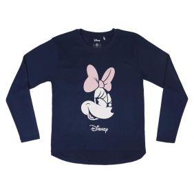 Pijama Adulto largo Interlock Minnie