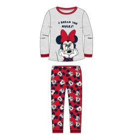 Pijama Niños Largo Single Jersey Mickey