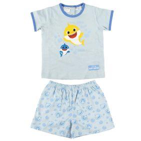Pijama Corto Baby Shark Bebe
