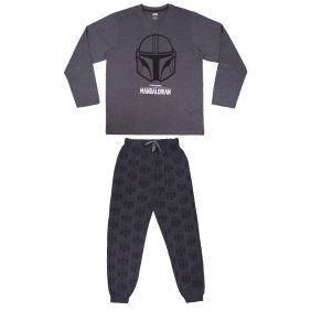 Pijama Largo Adulto The Mandalorian