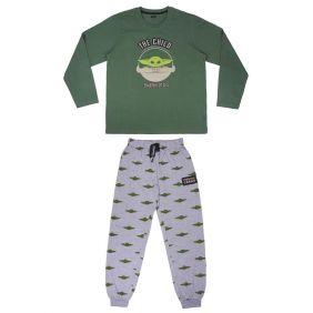 Pijama Largo Adulto The Mandalorian The Child