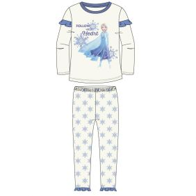 Pijama Largo Interlock Frozen 2