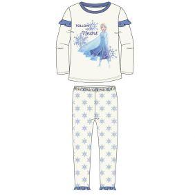 Pijama Largo Interlock Frozen 2