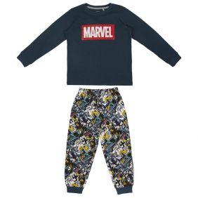 Pijama Largo Interlock Marvel