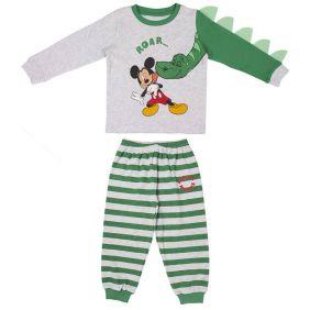 Pijama Largo Interlock Mickey