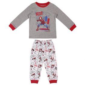 Pijama Largo Interlock Spiderman
