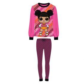 Pijama Largo Single Jersey Lol