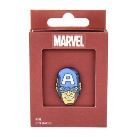 Pin Metal Avengers Capitan America