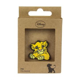 Pin Metal Lion King