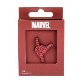 Pin Metal Spiderman