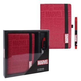 Set Papelería Marvel