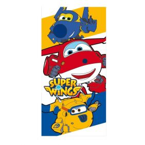 Toalla algodón, Super Wings